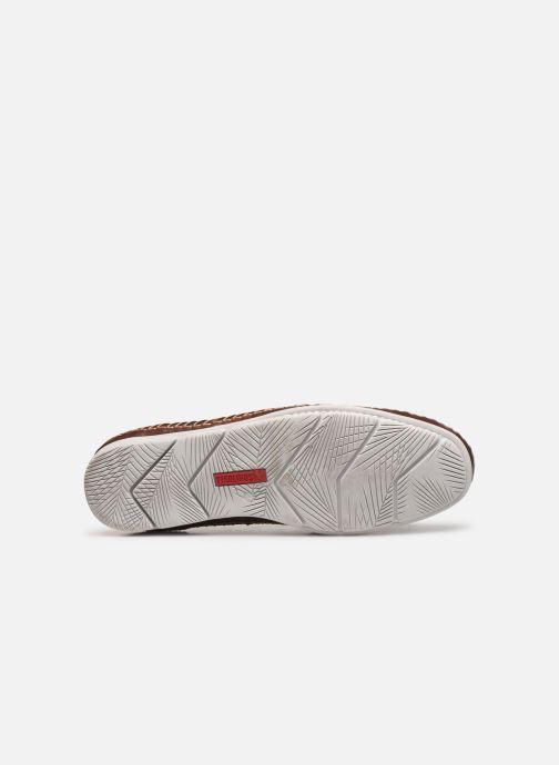 Snörade skor Pikolinos Altet Blå bild från ovan