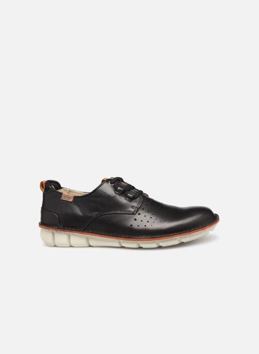 Zapatos con cordones Pikolinos Tudela M6J Negro vistra trasera