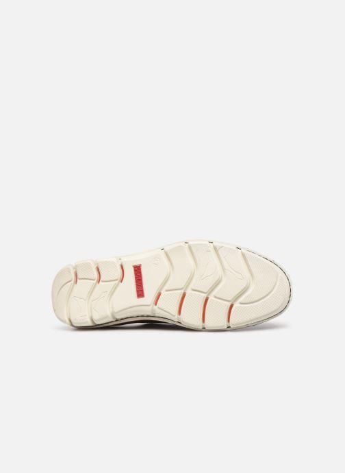 Zapatos con cordones Pikolinos Tudela M6J Negro vista de arriba