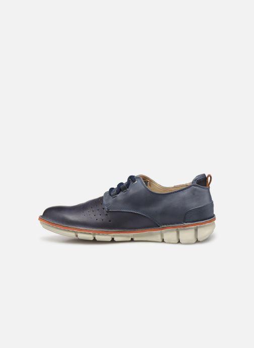 Chaussures à lacets Pikolinos Tudela M6J Bleu vue face