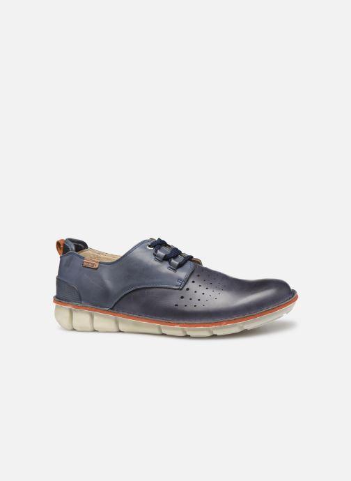 Chaussures à lacets Pikolinos Tudela M6J Bleu vue derrière