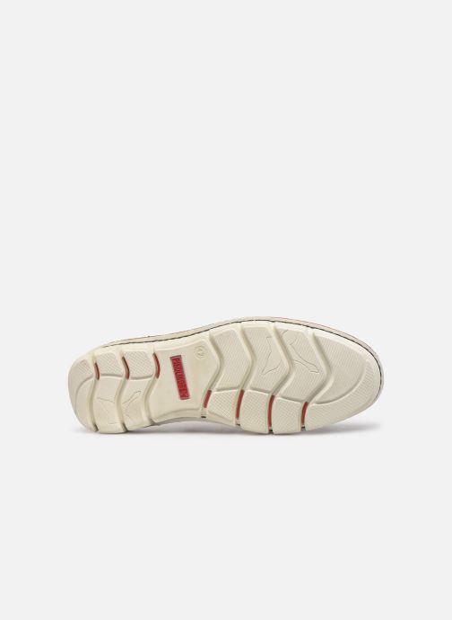 Chaussures à lacets Pikolinos Tudela M6J Bleu vue haut