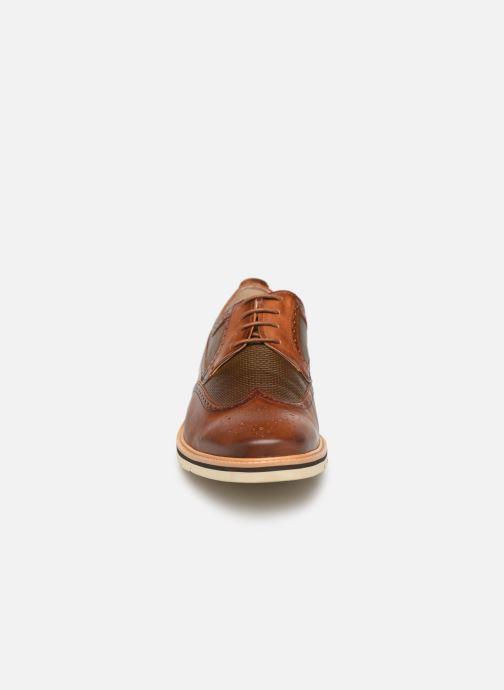 Zapatos con cordones Pikolinos Toulouse M Stand M7L-4227 Marrón vista del modelo