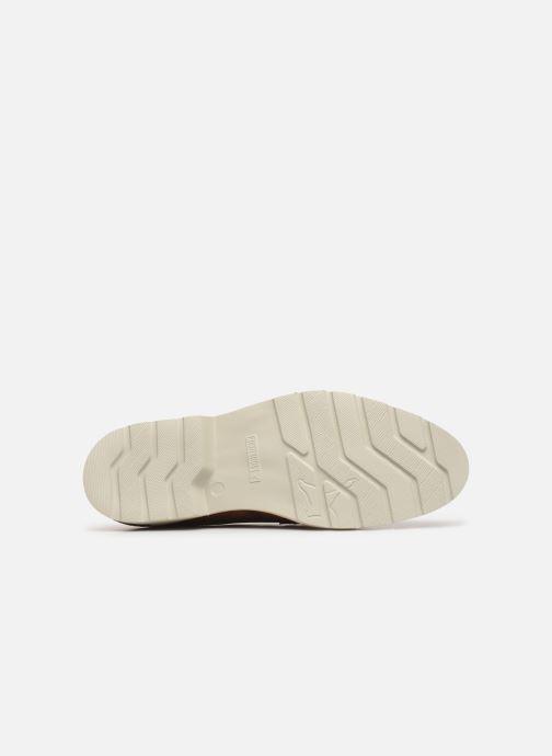 Zapatos con cordones Pikolinos SALOU M9J-4226 Marrón vista de arriba