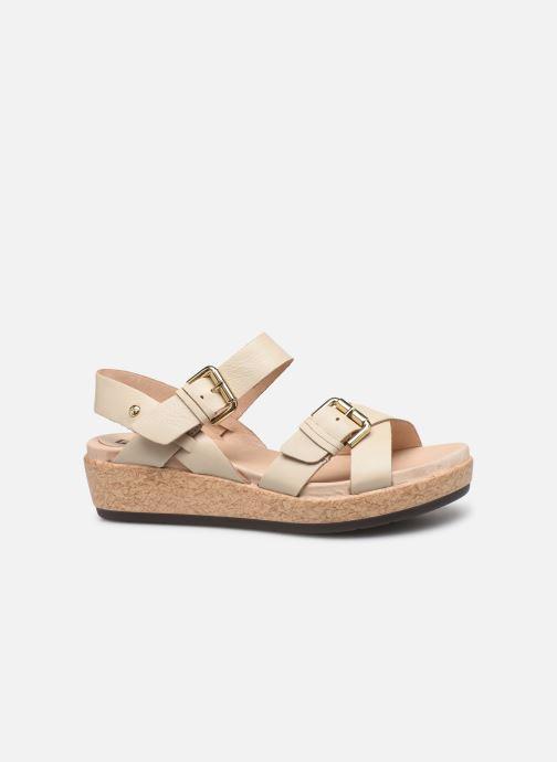 Sandales et nu-pieds Pikolinos Mykonos W1G-1589 Beige vue derrière