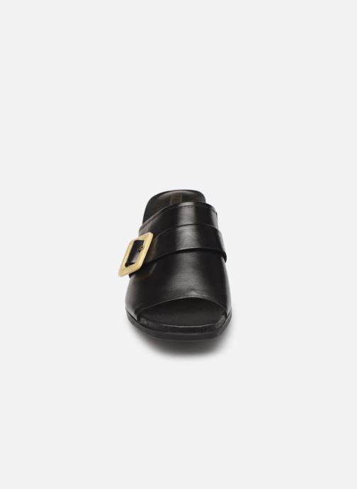 Pikolinos Denia W2R-1637 (Noir) - Mules et sabots (376429)