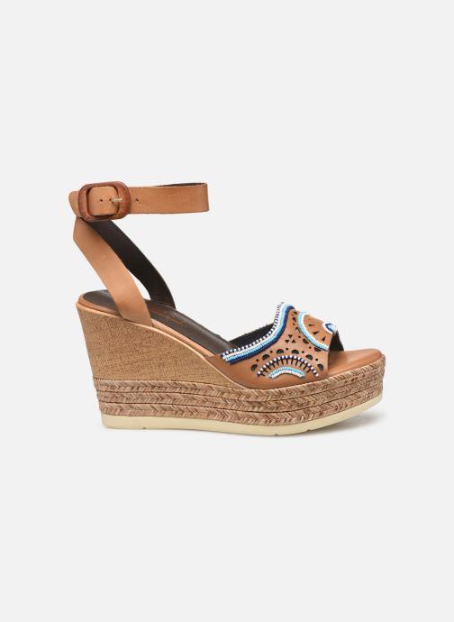 Sandales et nu-pieds Pikolinos Alhambra W4K-MA1616 Beige vue derrière
