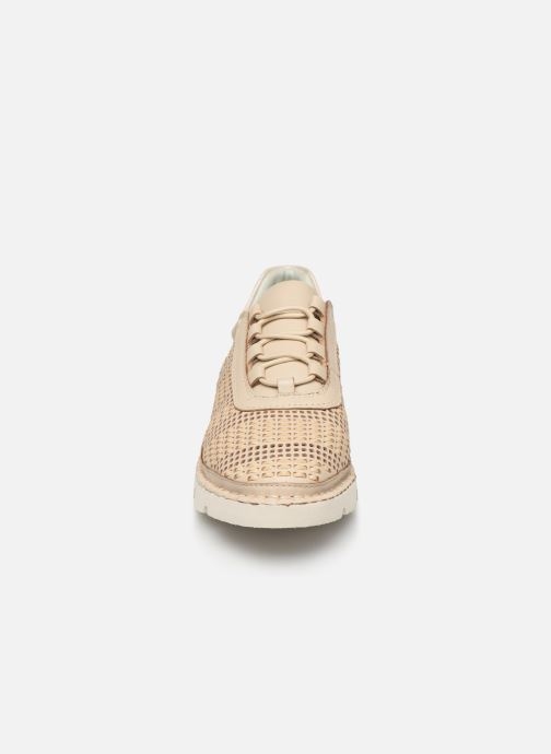 Baskets Pikolinos Vera W4L/W4L-6684 Beige vue portées chaussures