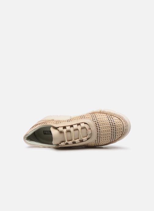 Baskets Pikolinos Vera W4L/W4L-6684 Beige vue gauche