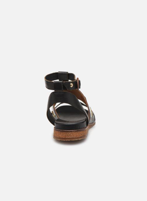 Sandales et nu-pieds Pikolinos Antillas W5K-MA0546 Noir vue droite