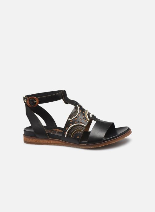 Sandales et nu-pieds Pikolinos Antillas W5K-MA0546 Noir vue derrière