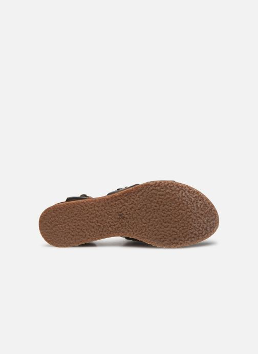 Sandales et nu-pieds Pikolinos Antillas W5K-MA0546 Noir vue haut