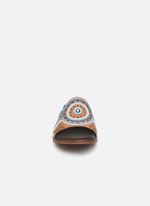 Mules et sabots Pikolinos Antillas W5K MA0547 Multicolore vue portées chaussures