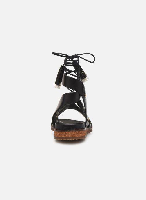 Sandales et nu-pieds Pikolinos Antillas W5K-MA0896 Noir vue droite
