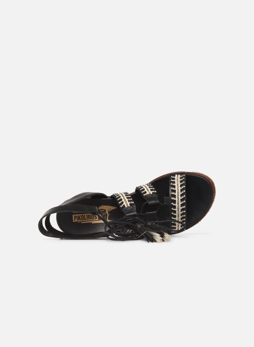 Sandalen Pikolinos Antillas W5K-MA0896 Zwart links