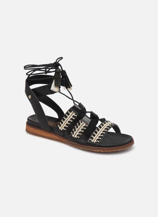 Sandales et nu-pieds Pikolinos Antillas W5K-MA0896 Noir vue détail/paire