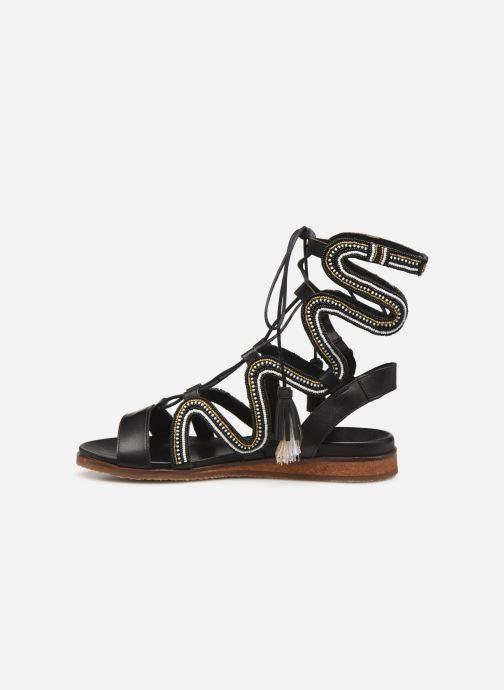 Sandali e scarpe aperte Pikolinos Antillas W5K-MA0898 Nero immagine frontale