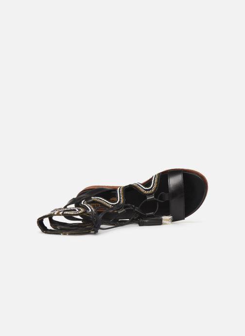 Sandalen Pikolinos Antillas W5K-MA0898 Zwart links
