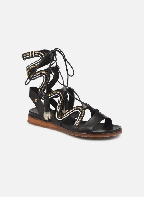 Sandali e scarpe aperte Pikolinos Antillas W5K-MA0898 Nero vedi dettaglio/paio