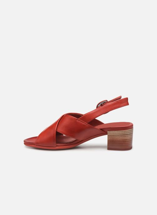 Sandales et nu-pieds Pikolinos Tamarit W7U-1740 Rouge vue face