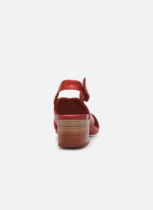 Sandales et nu-pieds Pikolinos Tamarit W7U-1740 Rouge vue droite