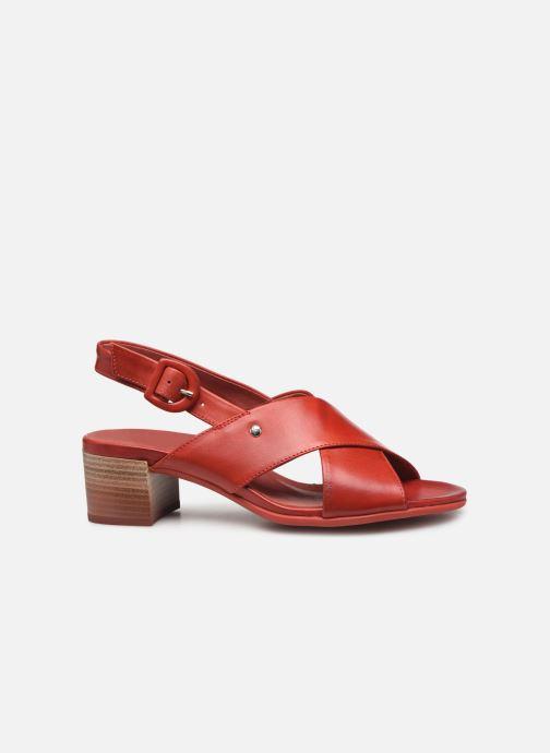 Sandales et nu-pieds Pikolinos Tamarit W7U-1740 Rouge vue derrière