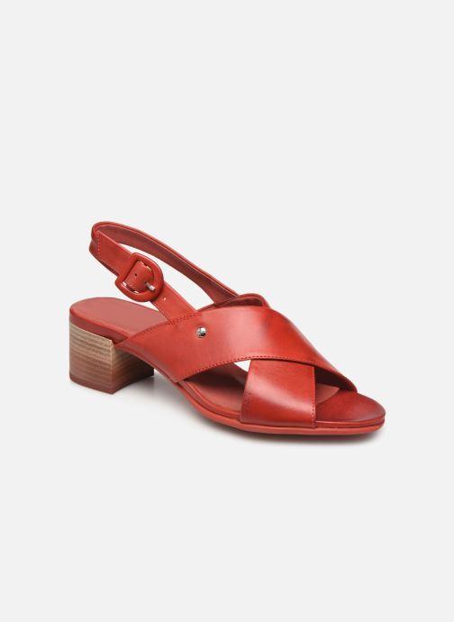 Sandales et nu-pieds Pikolinos Tamarit W7U-1740 Rouge vue détail/paire