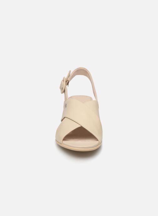 Sandales et nu-pieds Pikolinos Tamarit W7U-1740 Beige vue portées chaussures