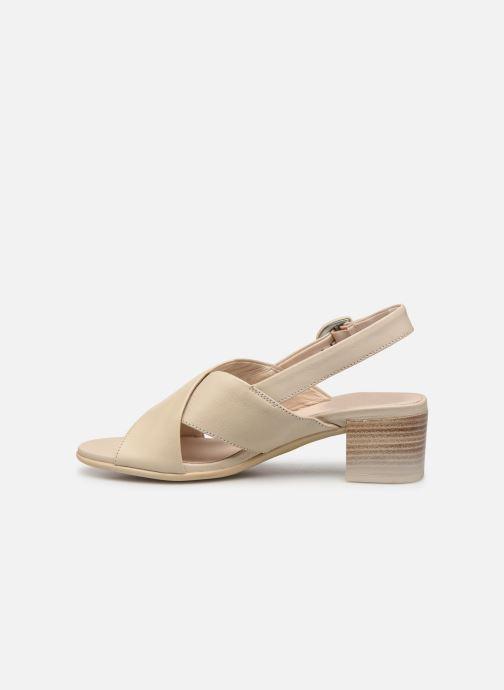 Sandales et nu-pieds Pikolinos Tamarit W7U-1740 Beige vue face