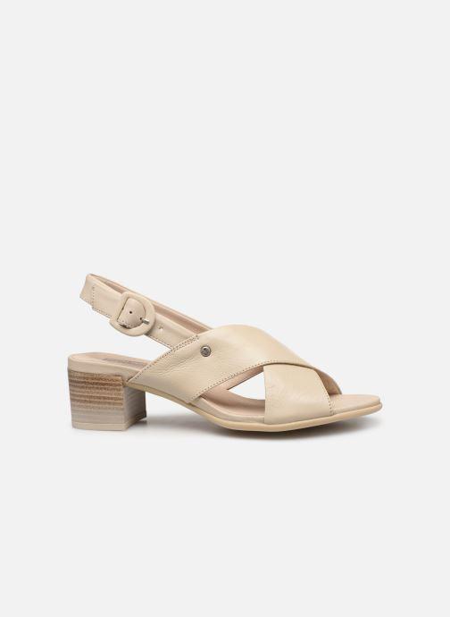 Sandales et nu-pieds Pikolinos Tamarit W7U-1740 Beige vue derrière