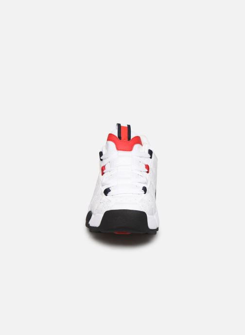 Sneakers Tommy Hilfiger WMNS HERITAGE CHUNKY SNEAKER Wit model