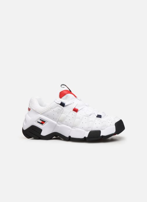 Sneakers Tommy Hilfiger WMNS HERITAGE CHUNKY SNEAKER Wit achterkant