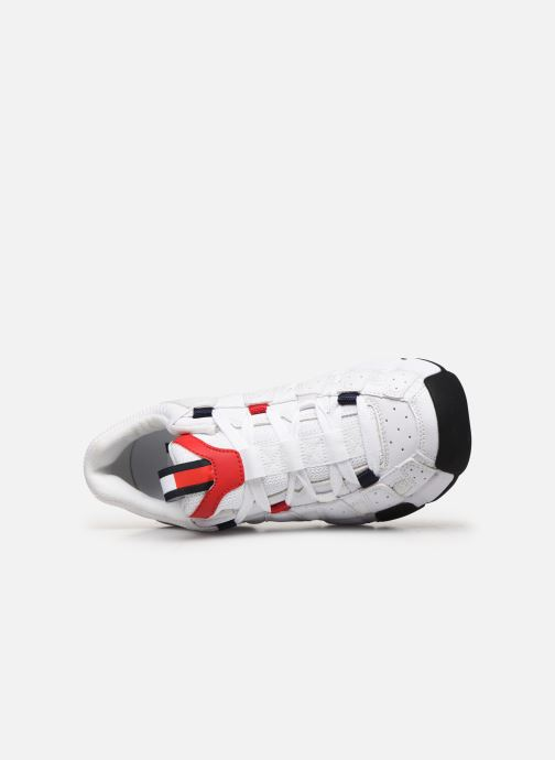 Sneakers Tommy Hilfiger WMNS HERITAGE CHUNKY SNEAKER Wit links