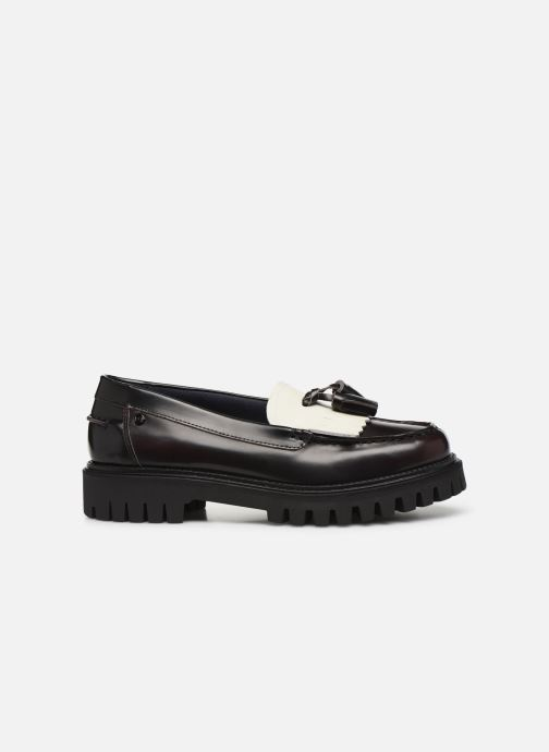 Mocassins Tommy Hilfiger ICONIC POLISHED LOAFER Noir vue derrière