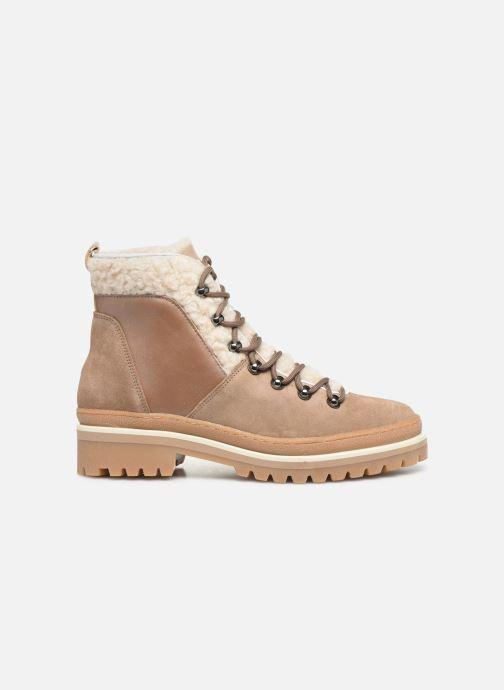 Bottines et boots Tommy Hilfiger COSY OUTDOOR BOOTIE Marron vue derrière