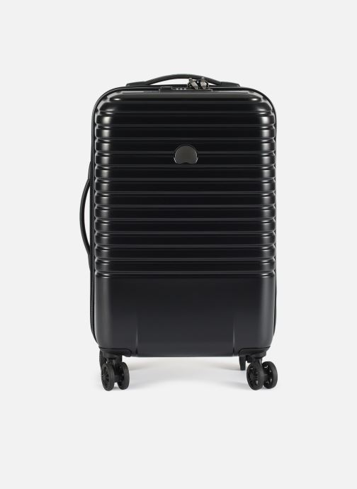 Luggage Delsey Caumartin + Val Tr Cab 4Dr 55 Black detailed view/ Pair view