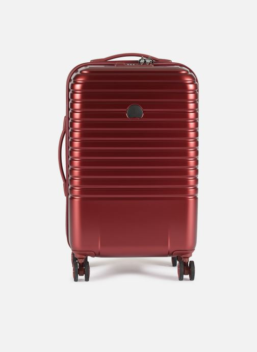 Luggage Delsey Caumartin + Val Tr Cab 4Dr 55 Burgundy detailed view/ Pair view