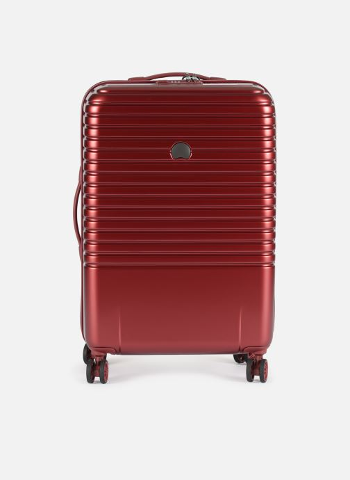 Luggage Delsey Caumartin + Val Tr 4Dr 66 Burgundy detailed view/ Pair view