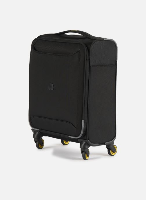 Luggage Delsey Chartreuse Valise Tr Slim 4R 55 Black model view