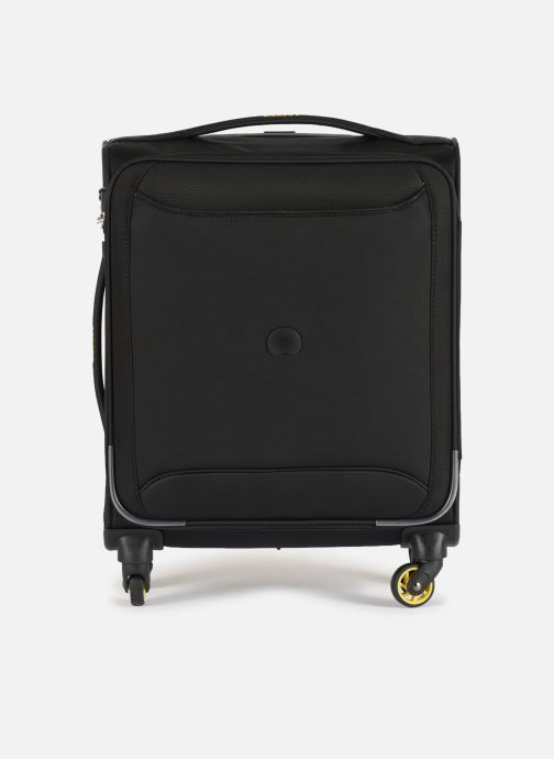 Luggage Delsey Chartreuse Valise Tr Slim 4R 55 Black detailed view/ Pair view