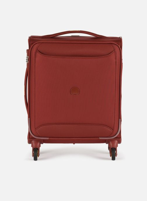 Luggage Delsey Chartreuse Valise Tr Slim 4R 55 Red detailed view/ Pair view