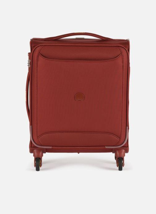 Bagages Delsey Chartreuse Valise Tr Slim 4R 55 Rouge vue détail/paire