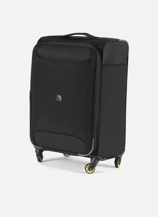 Luggage Delsey Chartreuse Valise Tr Ext 4R 68 Black model view