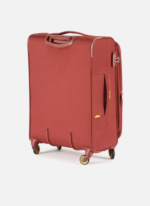 Bagage Delsey Chartreuse Valise Tr Ext 4R 68 Rood rechts