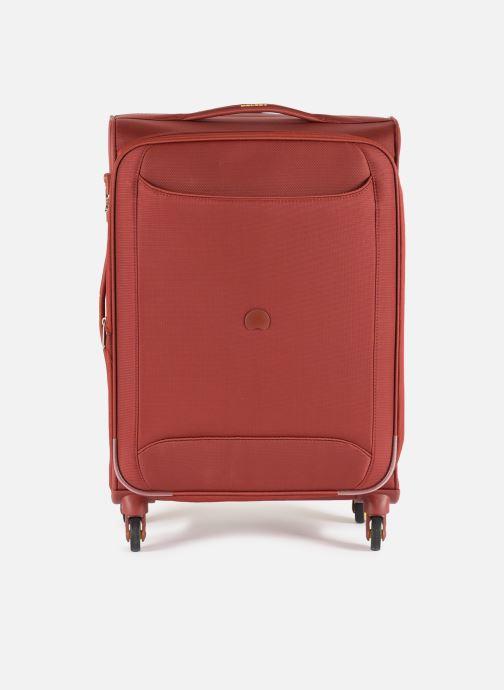 Bagages Delsey Chartreuse Valise Tr Ext 4R 68 Rouge vue détail/paire