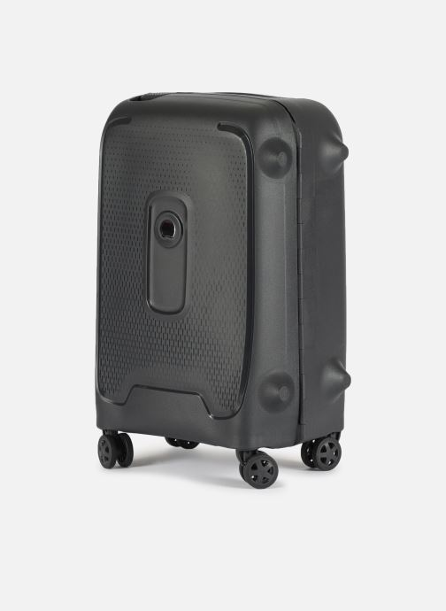 Luggage Delsey Moncey Val Tr Cab 4Dr 55 Black model view