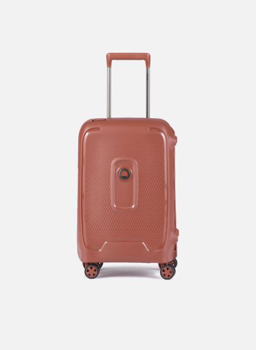 Reisegepäck Delsey Moncey Val Tr Cab 4Dr 55 braun detaillierte ansicht/modell