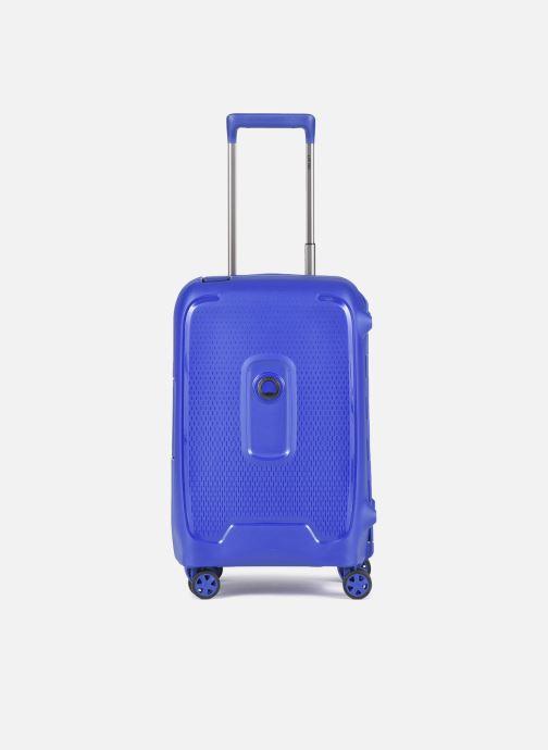 Bagagli Delsey Moncey Val Tr Cab 4Dr 55 Azzurro vedi dettaglio/paio