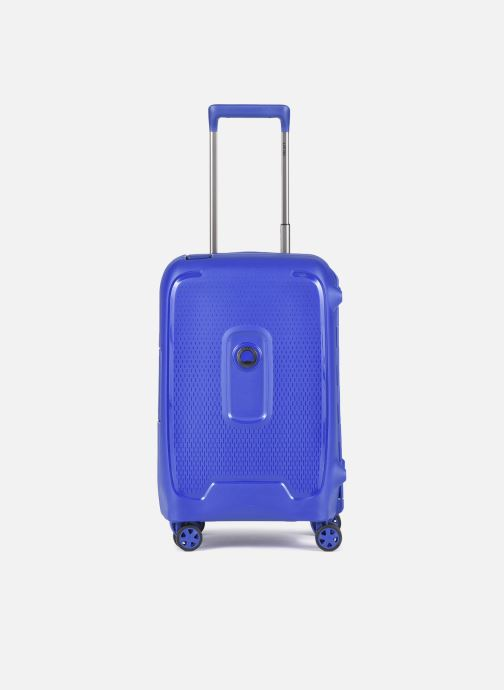 Reisegepäck Delsey Moncey Val Tr Cab 4Dr 55 blau detaillierte ansicht/modell