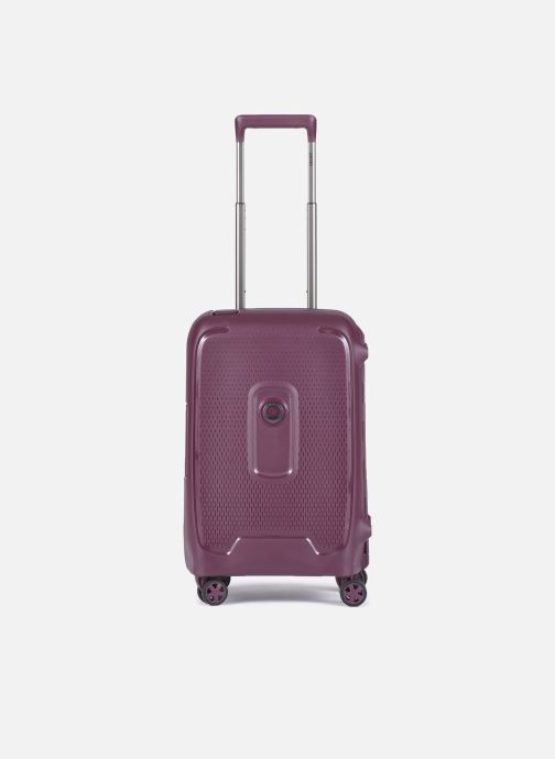 Reisegepäck Delsey Moncey Val Tr Cab 4Dr 55 lila detaillierte ansicht/modell